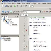 Những điều cần biết về gỡ lỗi trong Code::Blocks