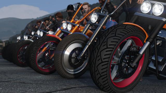 Bán phương tiện trong GTA Online
