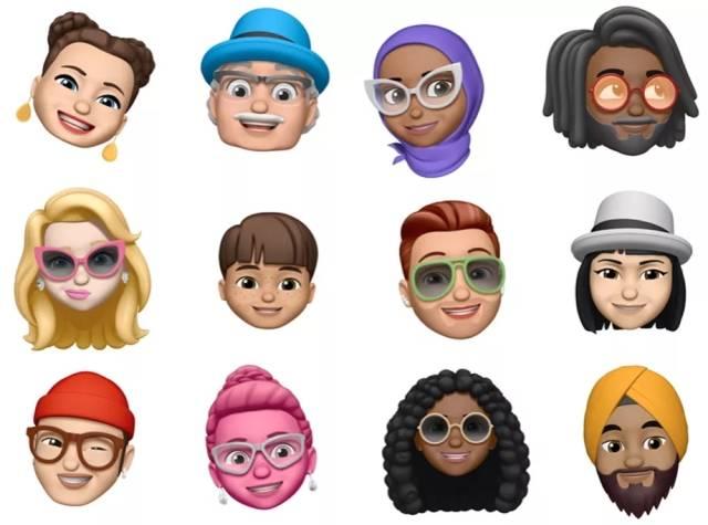 iOS 12 hỗ trợ tự tạo emoji