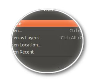 Chuyển đổi màu sắc sang GIMP