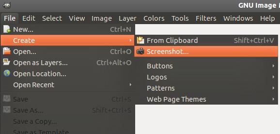Tạo layer mới trong GIMP