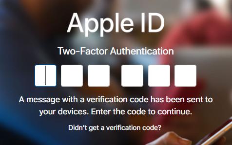 Xác thực hai lớp Apple ID