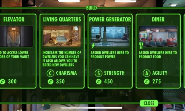 Bắt đầu chơi game Fallout Shelter  từ từ