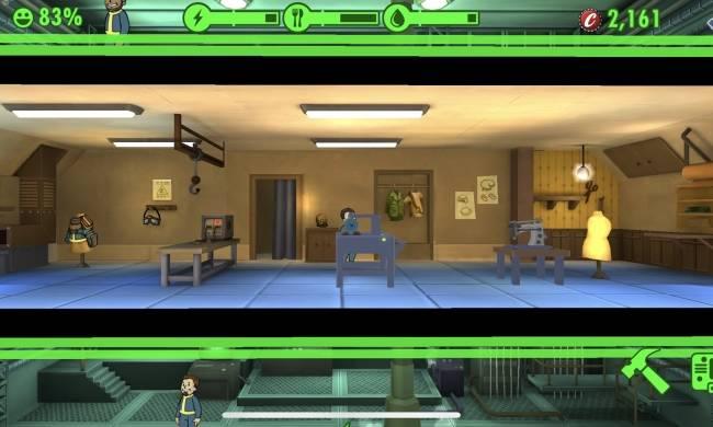 Trang phục là bổ trợ sức mạnh của bạn trong game Fallout Shelter