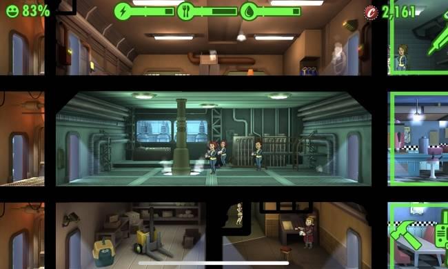 Đừng ngại tái sử dụng tài nguyên trong Fallout Shelter