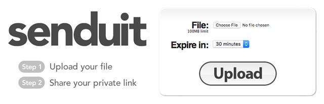 """Senduit là trang web chia sẻ tệp tin """"già cỗi"""" nhất trong danh sách"""