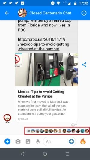 Tin nhắn chờ trong Facebook Messenger