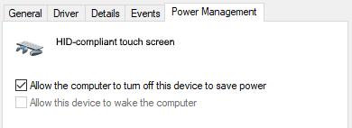 Tinh chỉnh trình quản lý nguồn Windows 10
