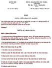 Luật số 02/2007/QH12 quy định về phòng chống bạo lực gia đình