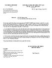 Công văn 10712/2012/VPCP-KTN