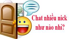 Chat nhiều nick Yahoo trên cùng một máy tính