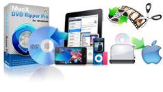 [Miễn phí] Bản quyền phần mềm MacX DVD Ripper Pro