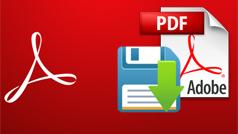 Hướng dẫn bật tính năng tự động lưu file trong Adobe Reader