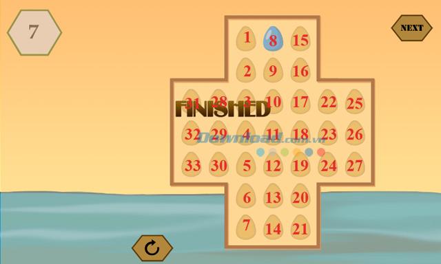 Đáp án game Qua sông IQ câu 31