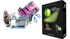 Hướng dẫn cắt ghép Video bằng Camtasia Studio