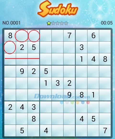 Mẹo hay để chơi Sudoku cực nhanh