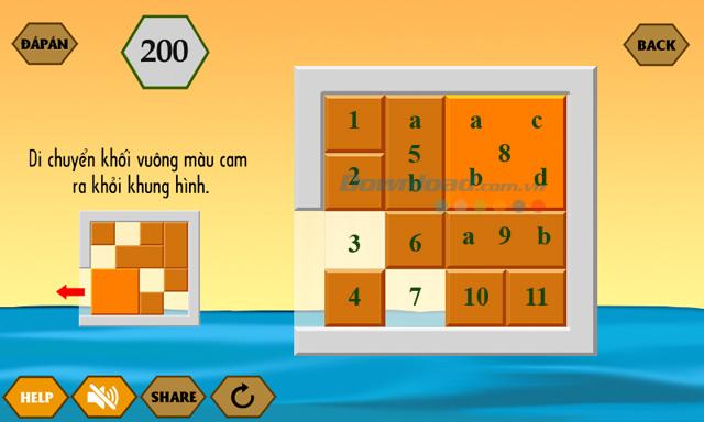 Đáp án game Qua sông IQ câu 33