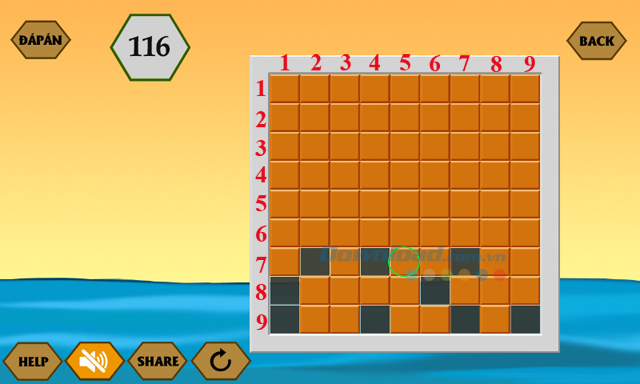 Đáp án game Qua sông IQ câu 34