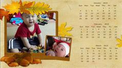 Hướng dẫn tạo bộ lịch ấn tượng bằng Picture Collage Maker