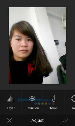 Hướng dẫn sử dụng Camera360 trên Android