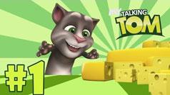 Mẹo kiếm nhiều vàng trong game My Talking Tom