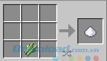 Cách làm đồ ăn trong game Minecraft