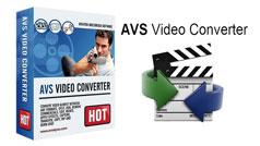 Thay đổi định dạng video với AVS Video Converter