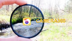 Những tính năng chụp ảnh có thể bạn chưa biết trên Camera360
