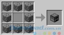 Cách chế tạo đồ vật cơ bản trong Minecraft