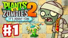 Một số mẹo chơi Plants Vs. Zombies 2 có thể bạn chưa biết