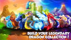 Cách kiếm đá quý trong Dragon Mania Legends