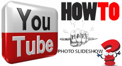 Cách làm slide ảnh trên Youtube
