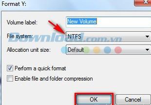 Sửa lỗi máy tính không nhận ổ cứng gắn ngoài
