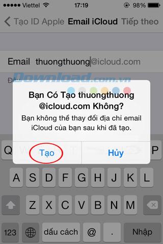 iCloud là gì? Cách tạo tài khoản iCloud Apple ID miễn phí update 3