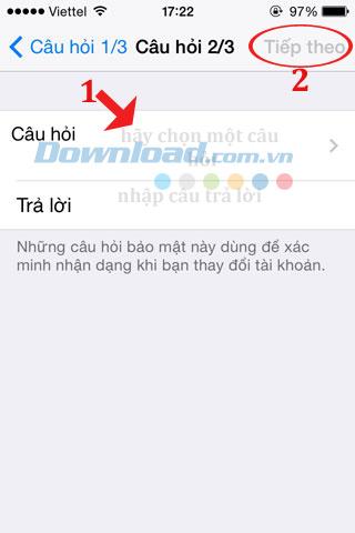 iCloud là gì? Cách tạo tài khoản iCloud Apple ID miễn phí update 4