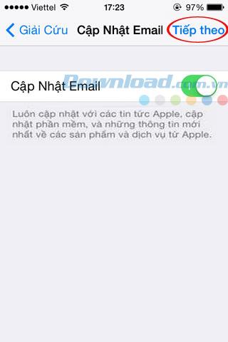 iCloud là gì? Cách tạo tài khoản iCloud Apple ID miễn phí update 5