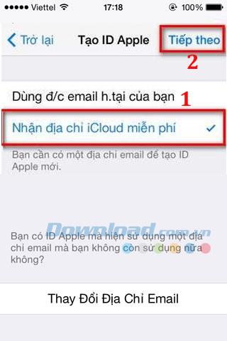 iCloud là gì? Cách tạo tài khoản iCloud Apple ID miễn phí update 2