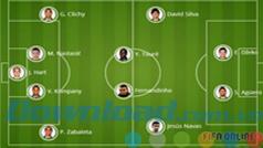 Sơ đồ chiến thuật hiệu quả nhất FIFA Online 3 - P1