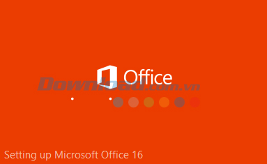 Cài đặt và trải nghiệm Microsoft Office 2016