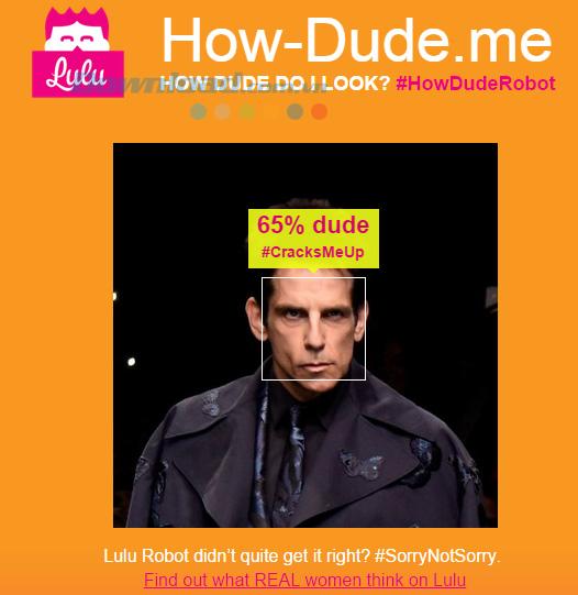 """Thử """"Đo độ đẹp trai"""" với How-Dude.me"""