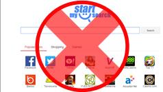 Cách gỡ bỏ Mystart Search khỏi các trình duyệt