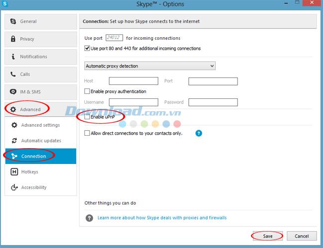 Sửa lỗi không đăng nhập được vào Skype hiệu quả nhất