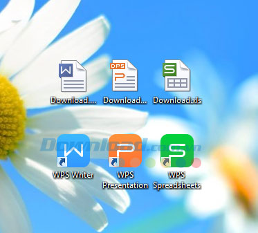 Các ứng dụng phần mềm văn phòng cơ bản của WPS Office