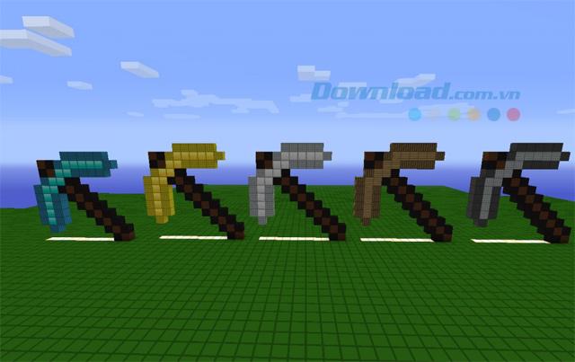 Kinh nghiệm đi mine trong Minecraft hiệu quả