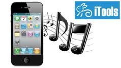 Cách tự làm nhạc chuông iPhone bằng iTools
