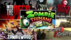 Top game zombies trên điện thoại hay nhất