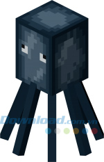 Mực trong game Minecraft