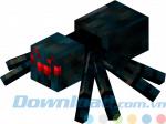 Nhện hang núi trong game Minecraft