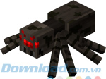 Nhện trong game Minecraft