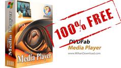 [Miễn phí] Bản quyền phần mềm xem phim và nghe nhạc DVDFab Media Player